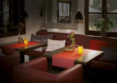 Unsere Lounge