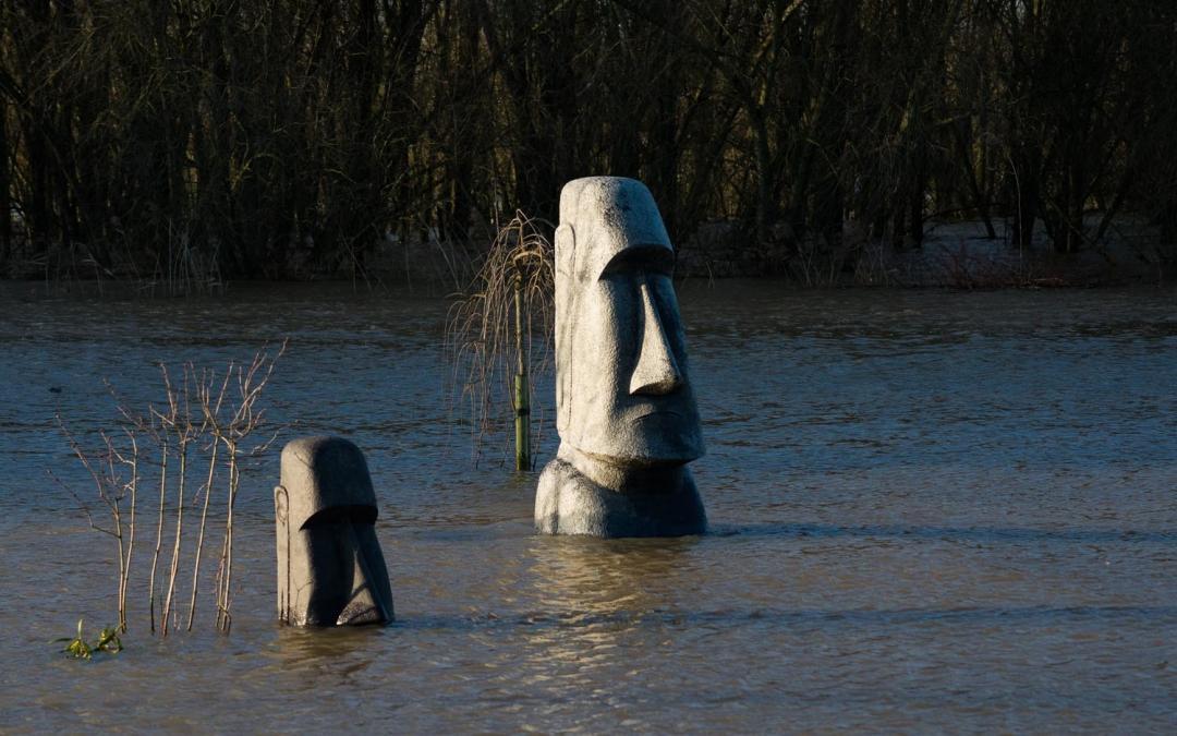 Hochwasser 01.2018