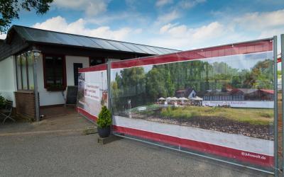 Wir bauen eine neue Terrasse für euch!