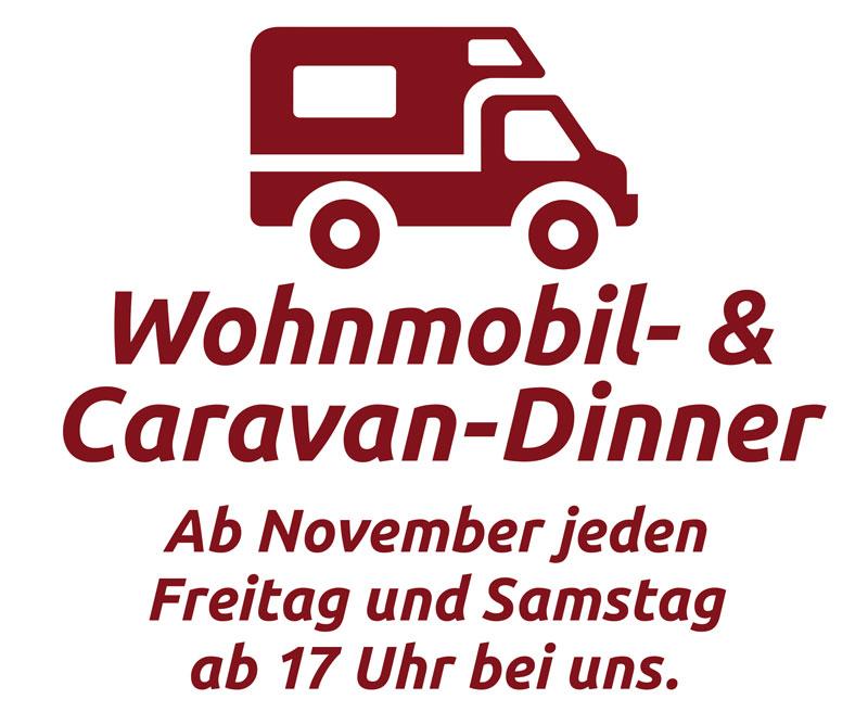 Wohnmobil- & Caravan-Dinner Xanten